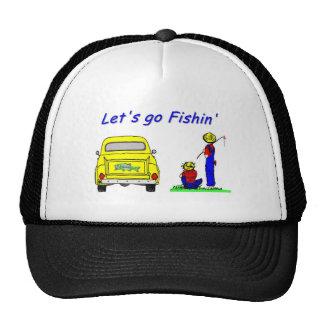 Recogida Fisherboys de Fishin Gorro De Camionero