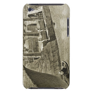Recogiendo el agua del Nilo, platee 6 de Volum iPod Case-Mate Fundas