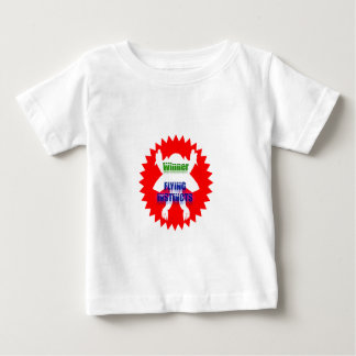 Recognize Excellence : Winner Flying Instincts Baby T-Shirt