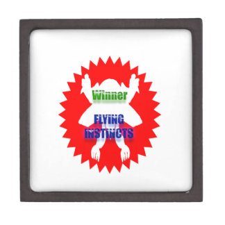 Recognize Excellence : Winner Flying Instincts Jewelry Box