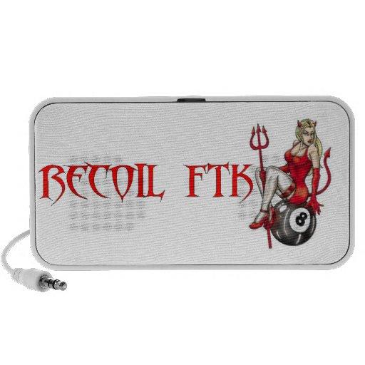 RECOIL FTK Audio Speaker