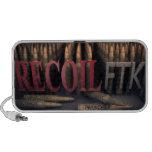 RECOIL FTK New Logo Speakers