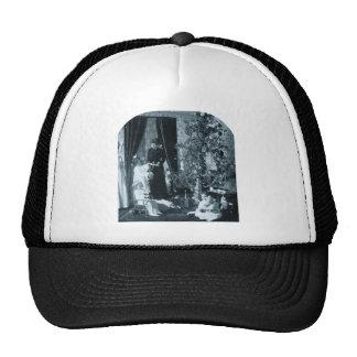 Recolecte 'alrededor del árbol - vintage Stereovie Gorros