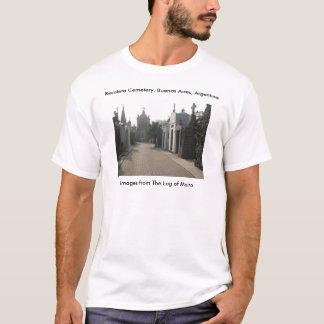 Recoleta Cemetery, Buenos Aires, Argentina T-Shirt