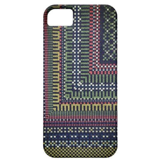 Recoleta  Sidewaves 'MMM' Pattern iPhone SE/5/5s Case