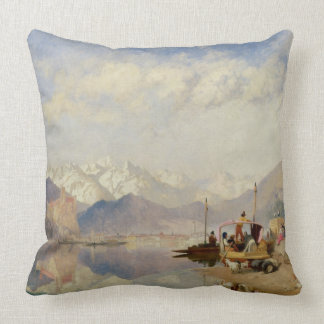 Recollections of the Lago Maggiore, Market Day at Pillow