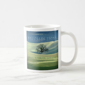 Recollections - Solo Piano Classic White Coffee Mug