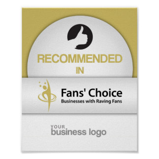 Recommended in Fans' Choice Poster