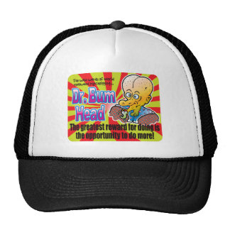 Recompensa, el Dr. Bum Head Gorro