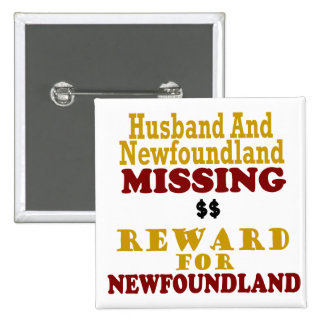 Recompensa que falta de Terranova y del marido por Pin