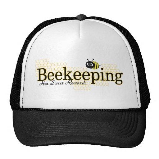 recompensas del dulce de la apicultura gorras
