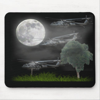 Recon fast rope mouse pad