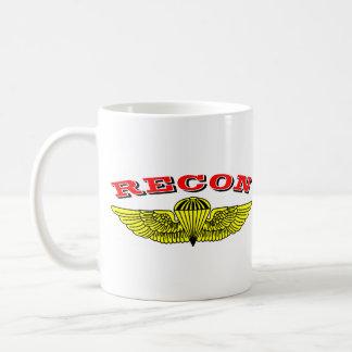 Recon Jumpwings Classic White Coffee Mug