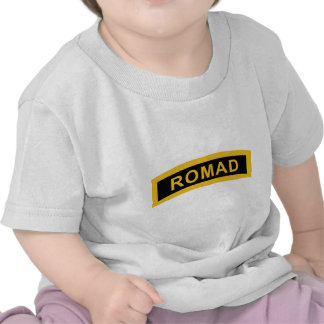 Recon Observe Mark & Destroy Tab - ROMAD T-shirt