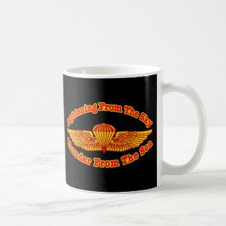 Recon Thunder From Sky Black Mug