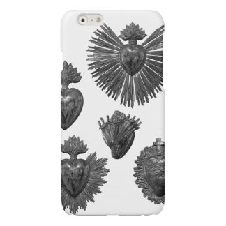 RECONNAISSANCE black Glossy iPhone 6 Case