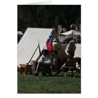 Reconstrucción de Stanton New México del fuerte Tarjeta