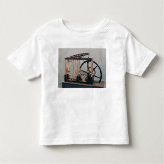 Reconstrucción del motor del vapor de James Watt Camisas