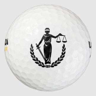 Reconstrucción justificable pack de pelotas de golf