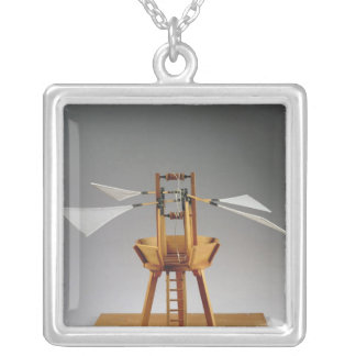 Reconstrucción modelo del diseño de da Vinci Joyería