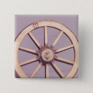 Reconstruction of a wheel button