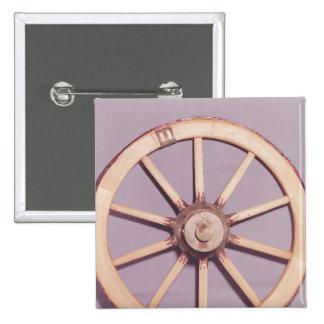Reconstruction of a wheel button