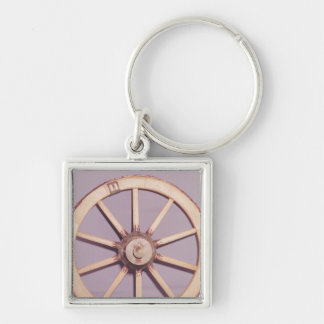 Reconstruction of a wheel keychain
