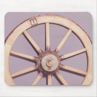 Reconstruction of a wheel mousepads