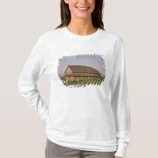 Reconstruction of an 11th century Viking house T-Shirt