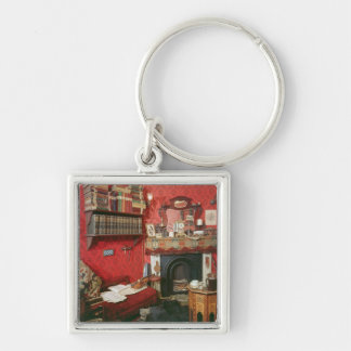 Reconstruction of Sherlock Holmes s Room Keychains