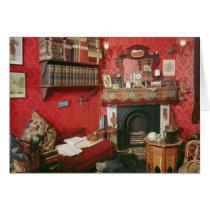 Reconstruction of Sherlock Holmes's Room