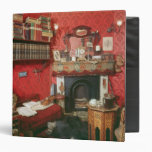 Reconstruction of Sherlock Holmes's Room Binders