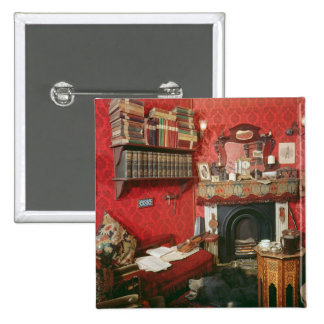Reconstruction of Sherlock Holmes's Room Button