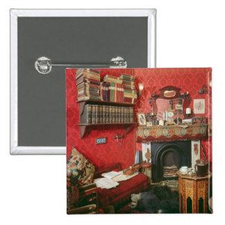 Reconstruction of Sherlock Holmes's Room Pins