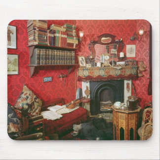 Reconstruction of Sherlock Holmes's Room Mouse Pad