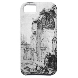 Reconstruction of the column referred to iPhone SE/5/5s case