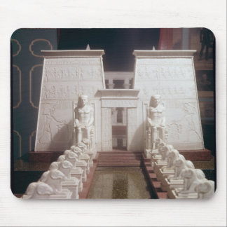 Reconstruction of the Great Temple of Amon Mouse Pad