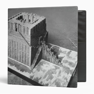 Reconstruction of the Tower of Babel 3 Ring Binder