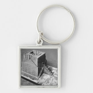 Reconstruction of the Tower of Babel Keychain
