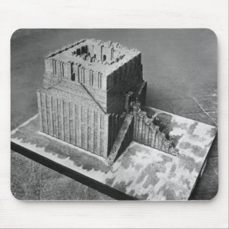 Reconstruction of the Tower of Babel Mouse Pad