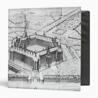 Reconstruction of Theleme Abbey 3 Ring Binder