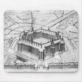 Reconstruction of Theleme Abbey Mouse Pad