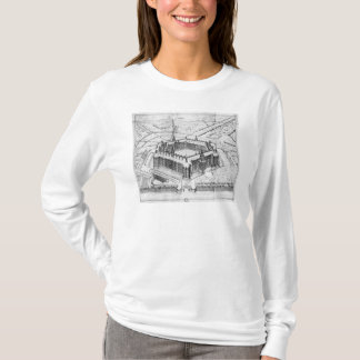 Reconstruction of Theleme Abbey T-Shirt