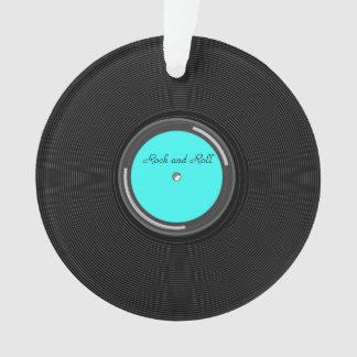 Record Album Ornament