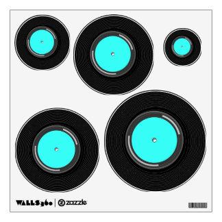 Record Album Wall Skins