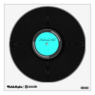 Record Album Wall Sticker