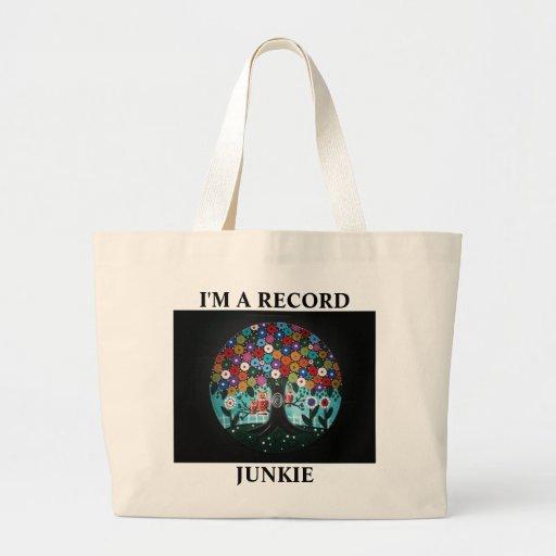 Record Art By Lori Everett BAG