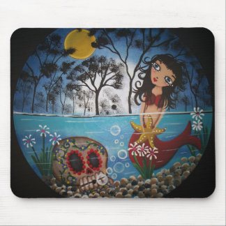 Record Art By Lori Everett Mouse Pads