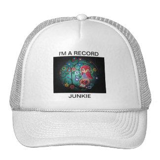 Record Art By Lori Everett Trucker Hat