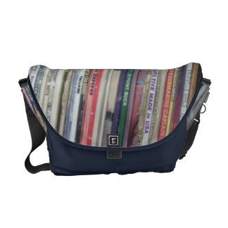 record bag courier bags